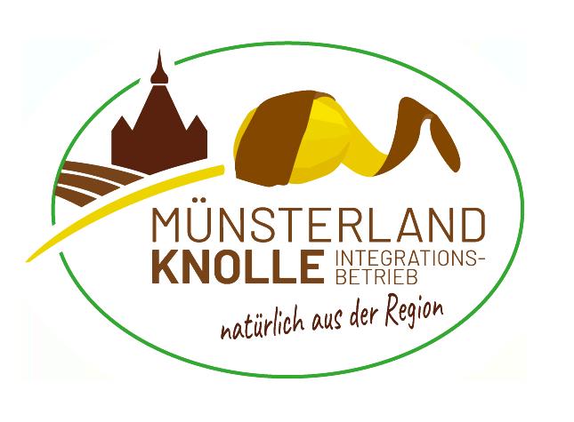 Münsterland Knolle Logo - Kartoffeln aus der Region